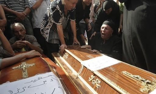 Deux attentats suicides ont visé les chrétiens coptes pendant la célébration des Rameaux.