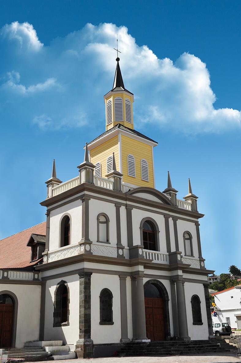 Le Lorrain, Martinique - église Saint-Hyacinthe