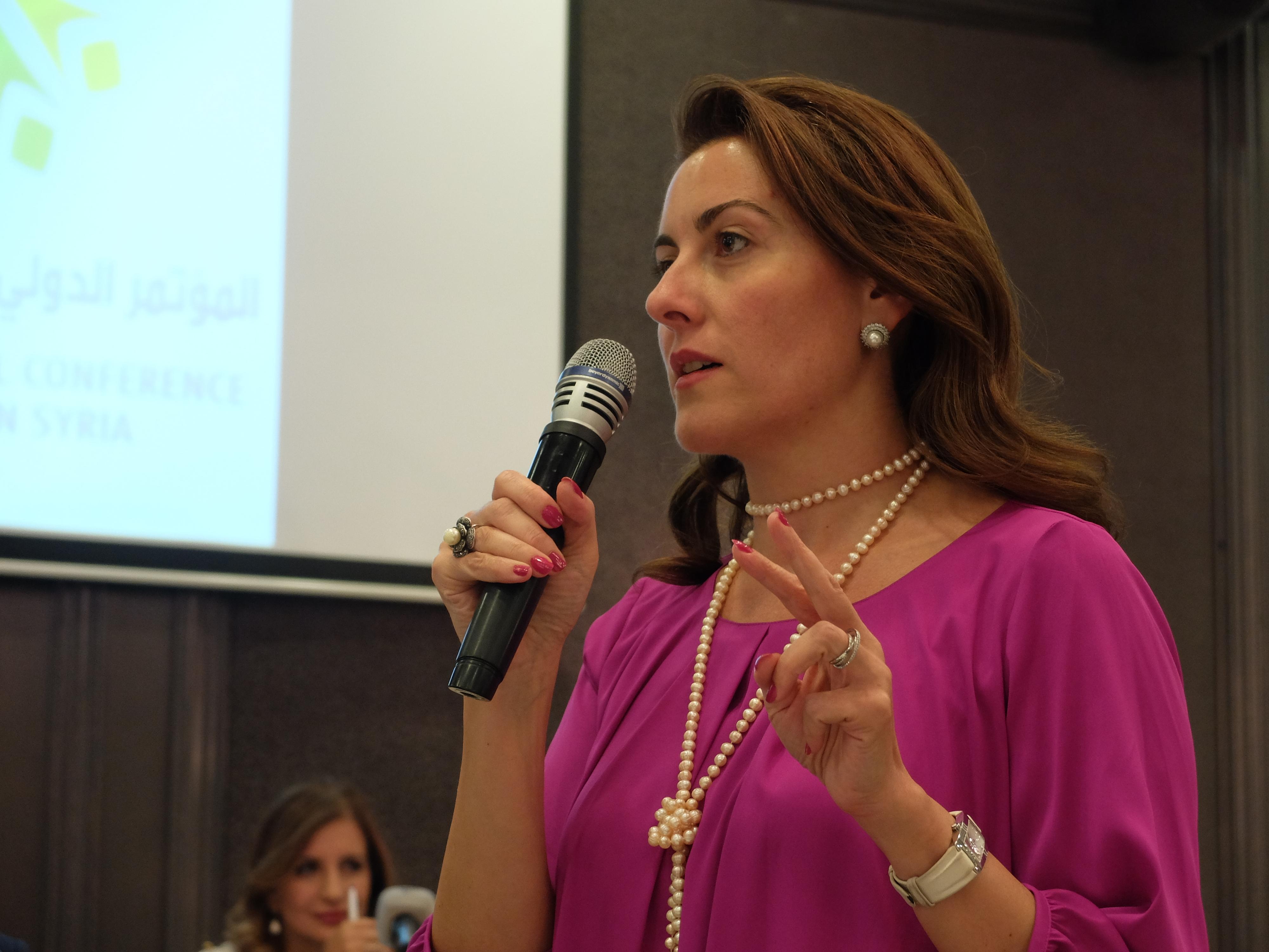 Maria Saadeh