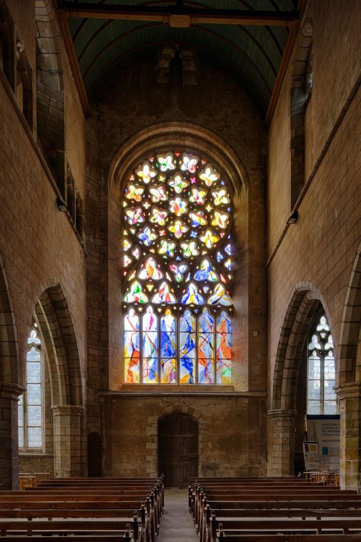 Kim En Joong, Chapelle Notre-Dame du Kreisker, Saint-Pol-de-Léon, 2013
