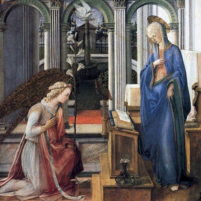 (c)Fra Filippo Lippi-Annunciation_commons.wikimedia.org