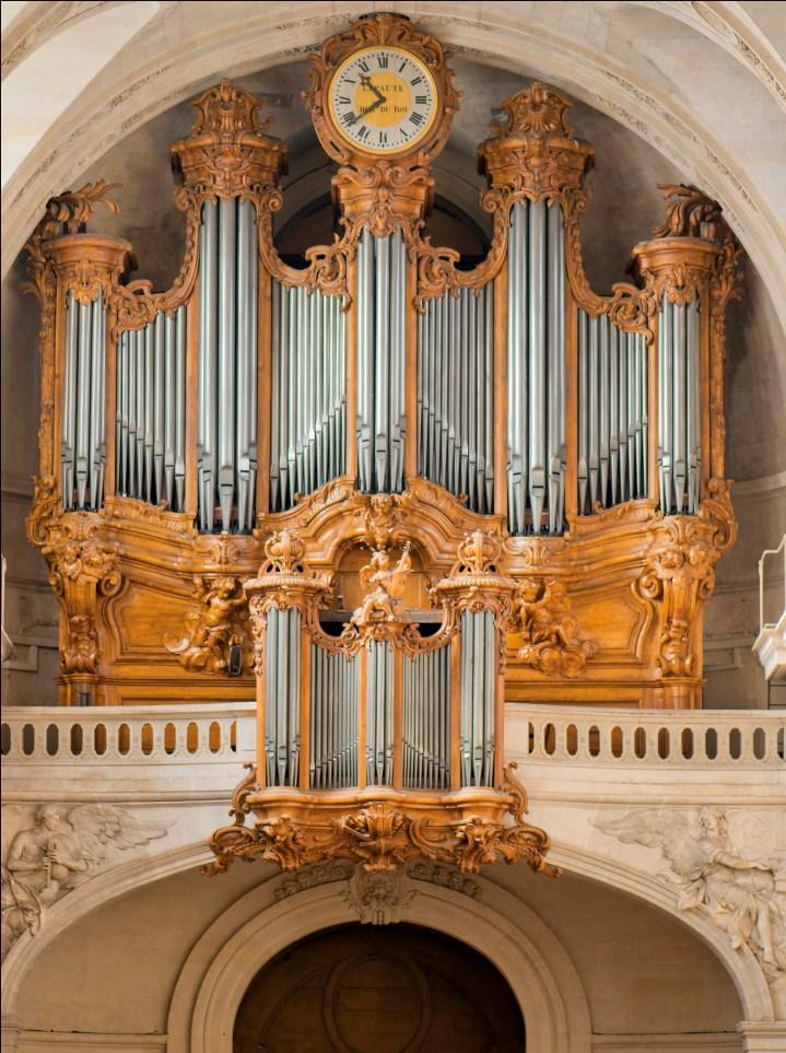 Orgue de l'église St Roch