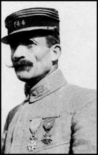 Capitaine Charles de Menditte