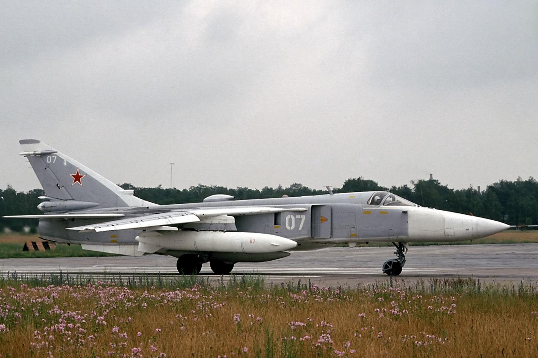 Un Sukhoi 24