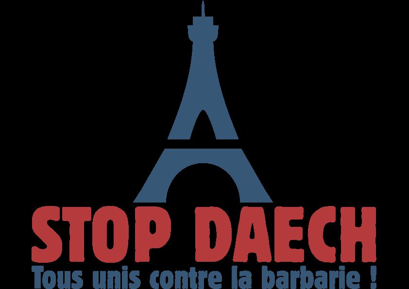 logo stop daech