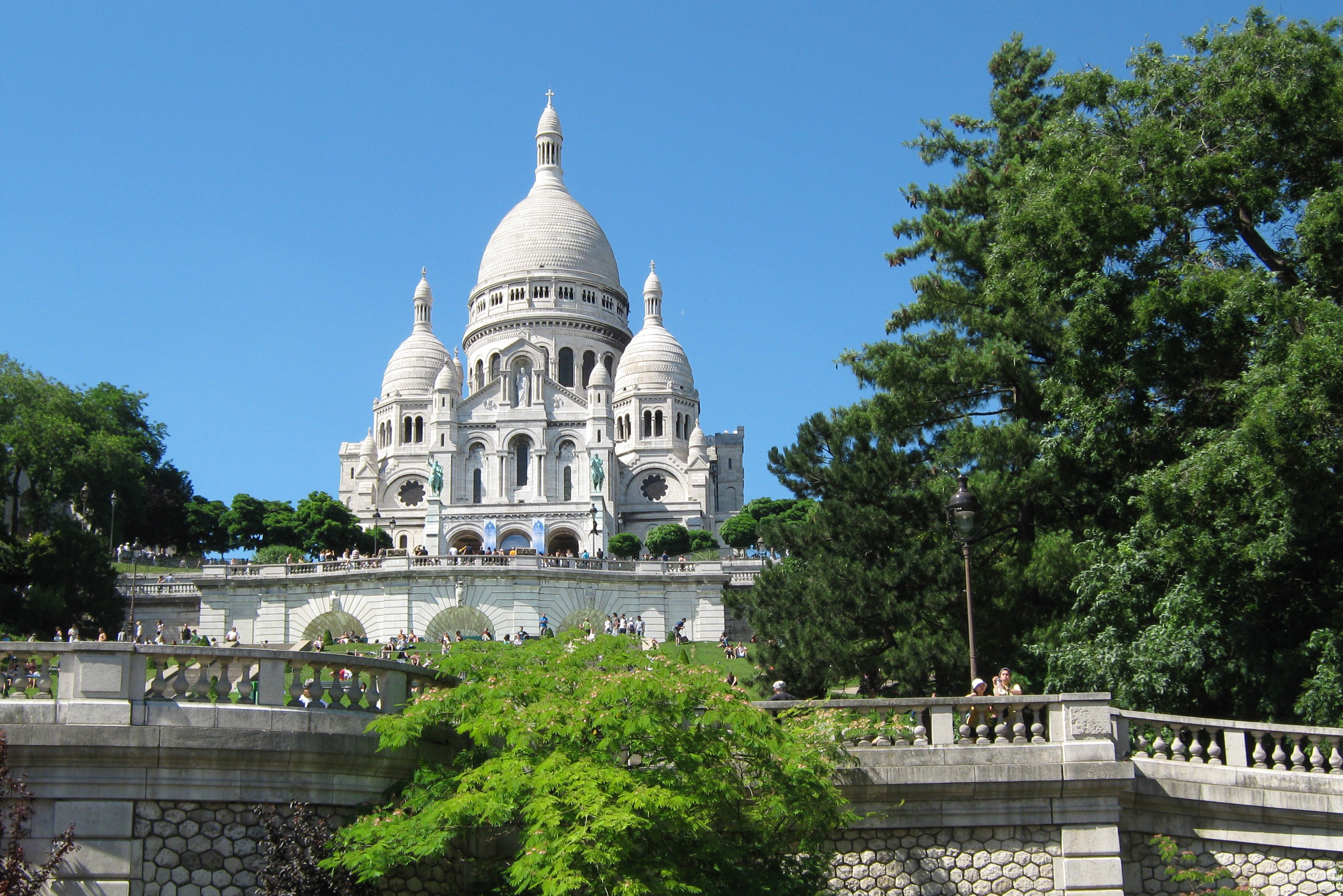 La basilique de Montmartre