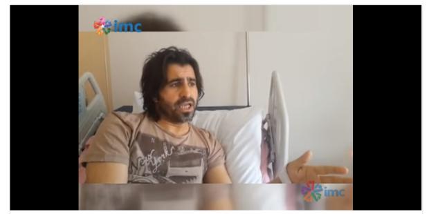 Le caméraman Refik Tekin pourrait être inculpé pour terrorisme dès sa sortie de l'hôpital