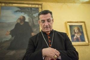 Patriarch Bechara Boutros al-Rahi - al Raii