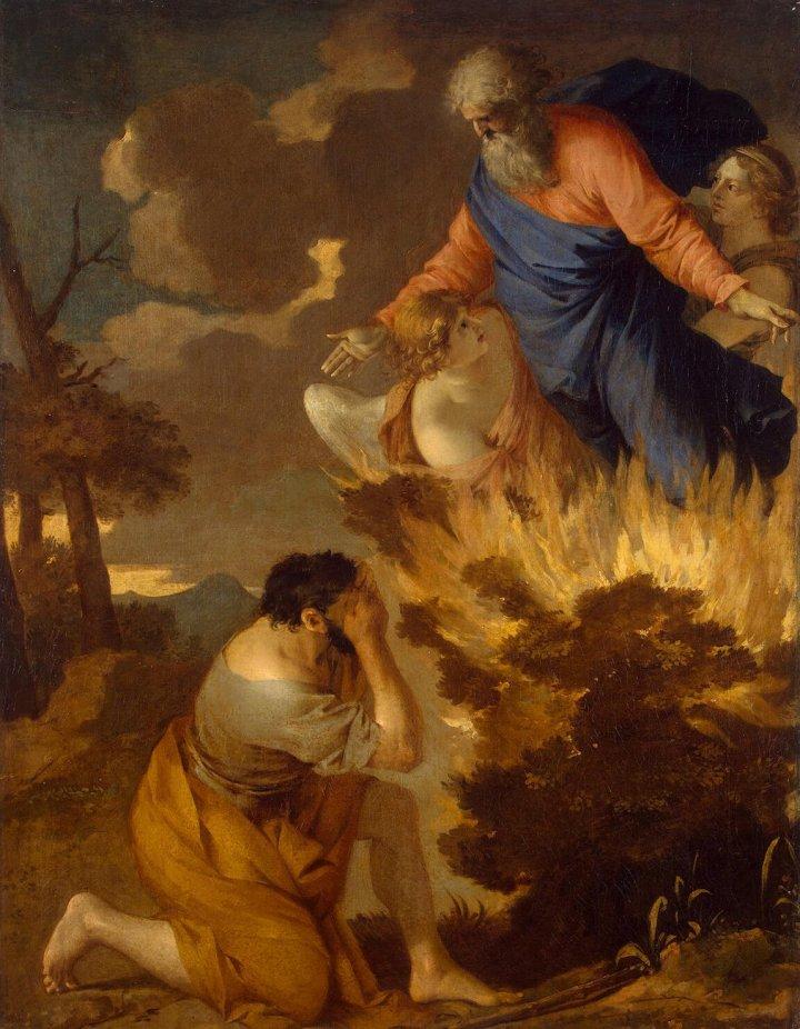 Sébastien Bourdon, 1642-1645, huile sur toile, 136 x 106 cm, Saint-Pétersbourg, musée de l'Ermitage © Hermitage museum