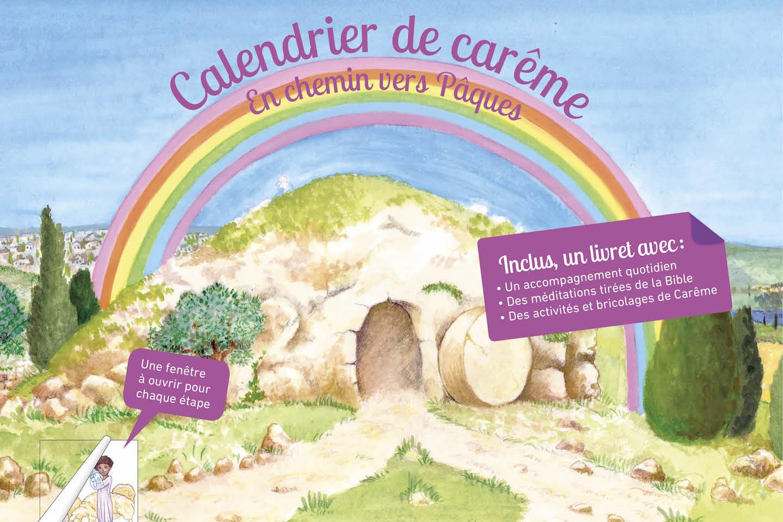 Le calendrier de Carême