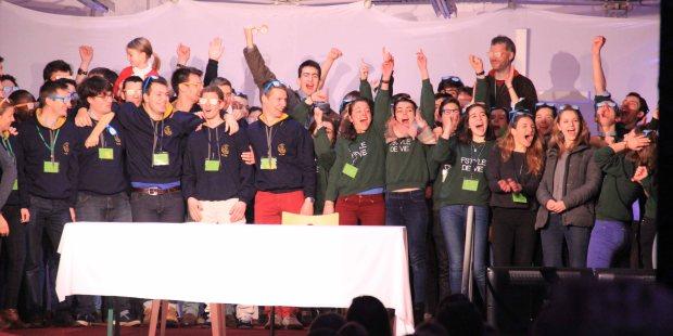 Forum d'hiver des jeunes de Paray-le-Monial