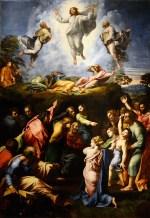 Transfiguration de Raphael