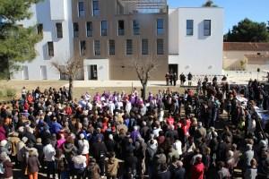 L'inauguration de Cap Missio © Cap Missio