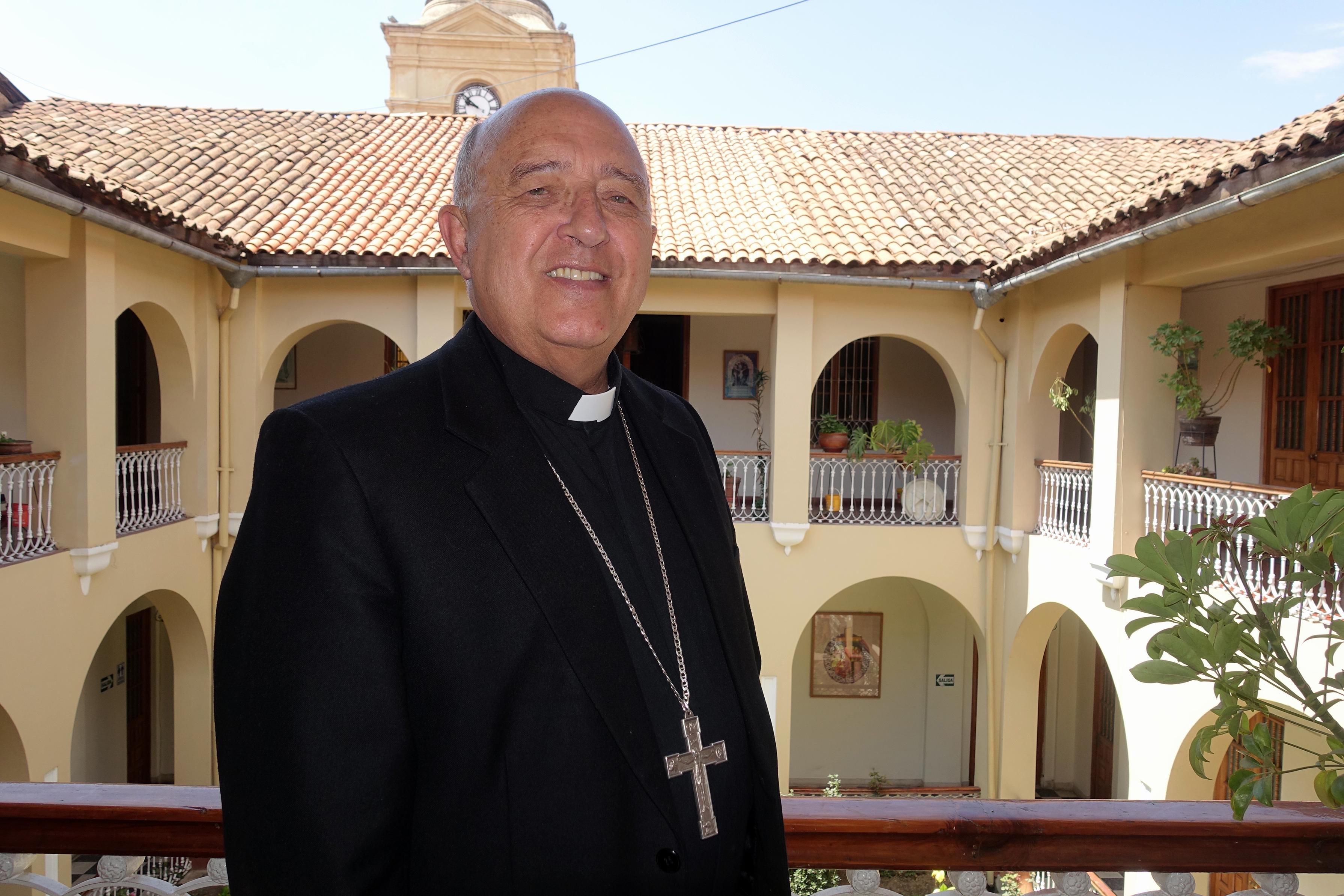 Mgr Barreto, fondateur du Réseau ecclésial pan-amazonien (Repam) © Jean-Claude Gerez