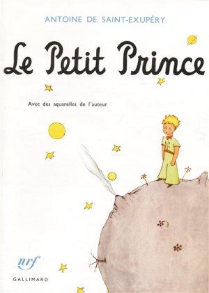 Le Petit Prince, d'Antoine de Saint-Exupéry