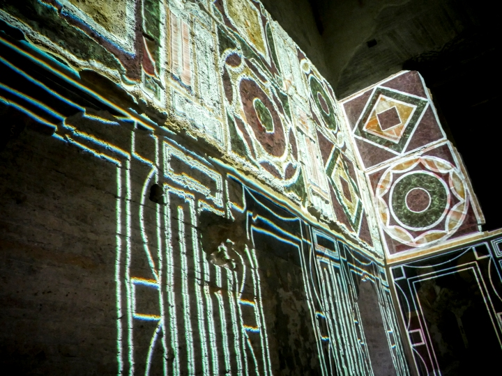 Les trésors de Santa Maria Antiqua © Liz Lev