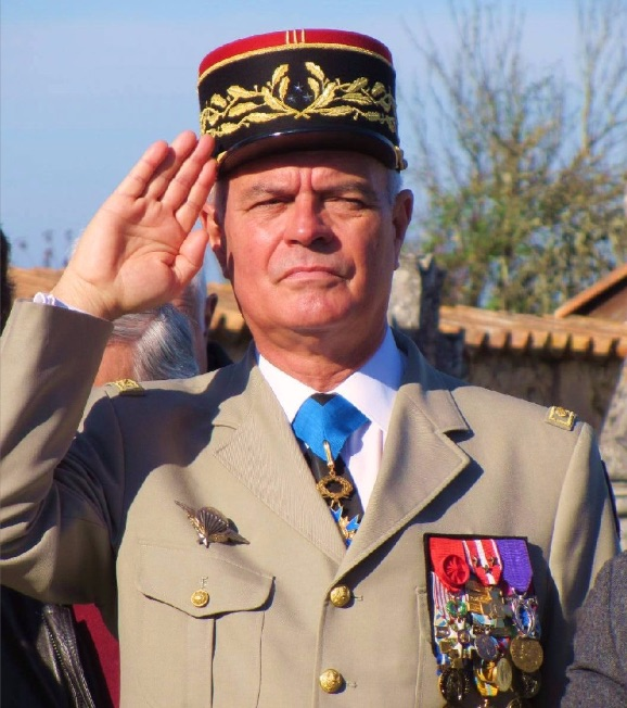 Général Didier Tauzin - Uniforme 3