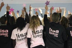 L'équipe de l'association Lisa Forever © Virginie Coussy Charret