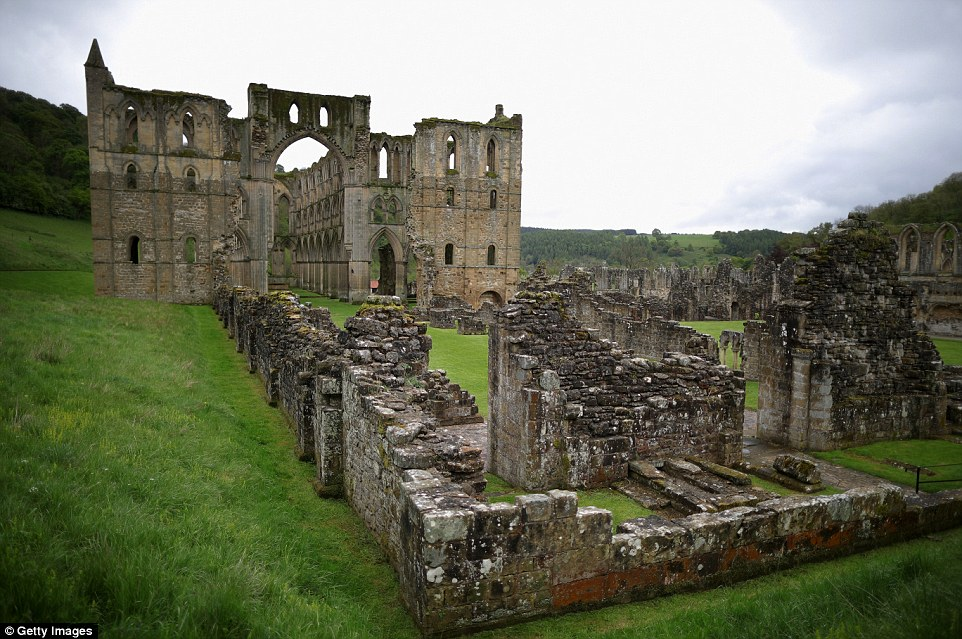 WEB CISTERCIANS MONKS RIEVAULX ABBEY 5©Christopher Furlong:GettyImages A