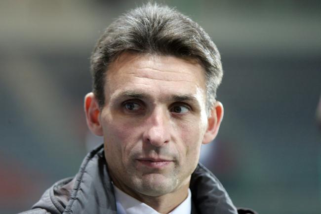 Guillaume Warmuz l'ancien gardien de foot du RC Lens © Icon sport