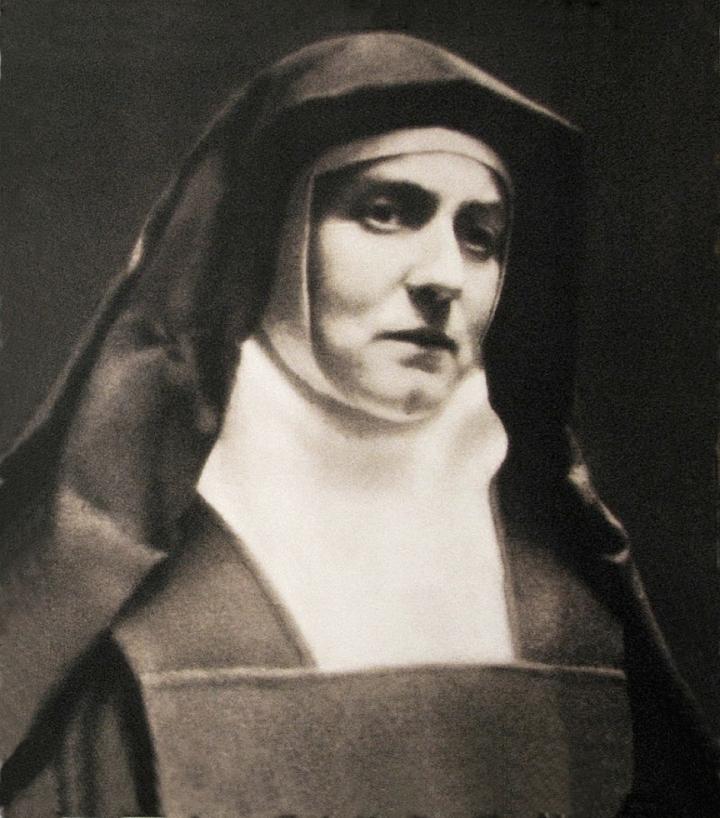 Portrait d'Edith Stein