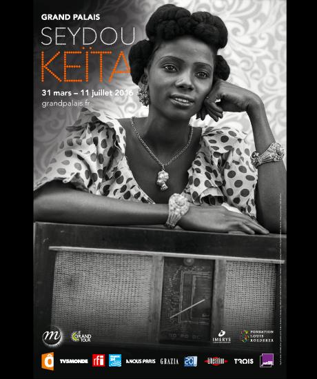 Seydoux Keita, les derniers jours, exposition au Grand Palais jusqu'au 11 juillet © RMN Grand Palais