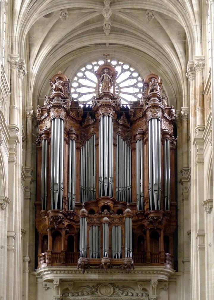 Orgue de Saint-Eustache (c) wikipedia