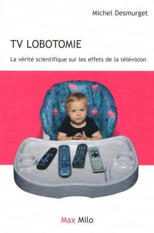 TV Lobotomie © Éditions Milo