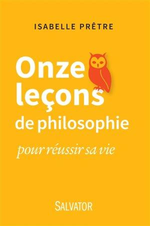 Onze leçons de philosophie © Salvator