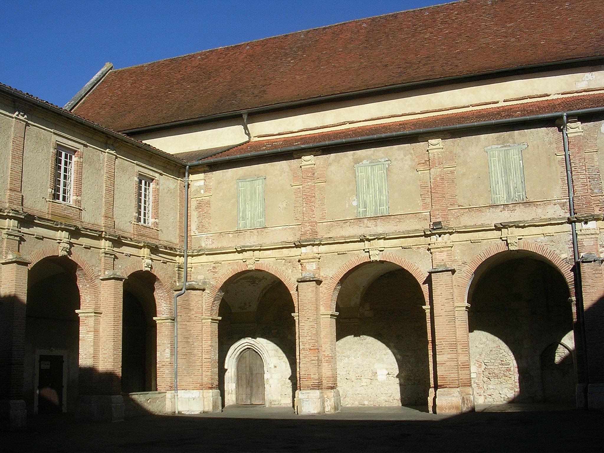 Couvent des Jacobins (Saint-Sever) © Jibi44