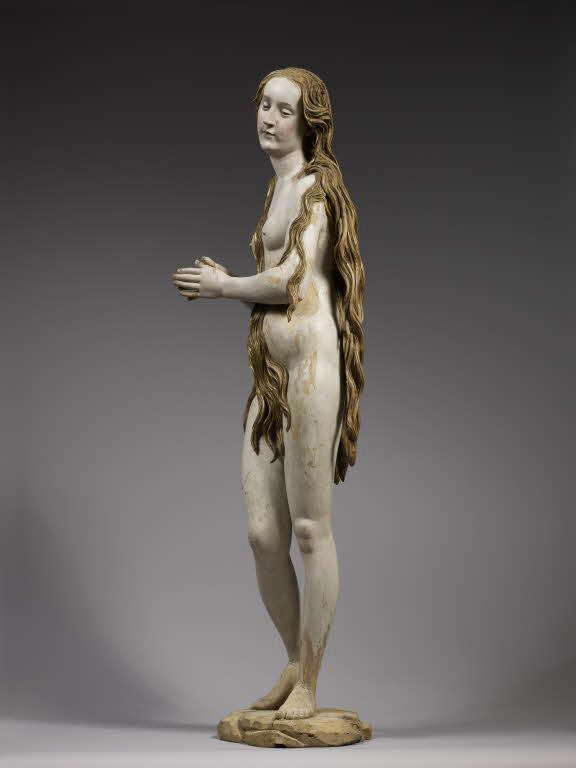 1Gregor Erhart, Saint Marie Madeleine, vers 1515-1520, Paris, musée du Louvre © Musée du Louvre