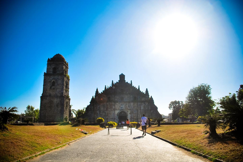San Agustin, Paoay, Philippine, XVIIIe siècle © lordartworks CC