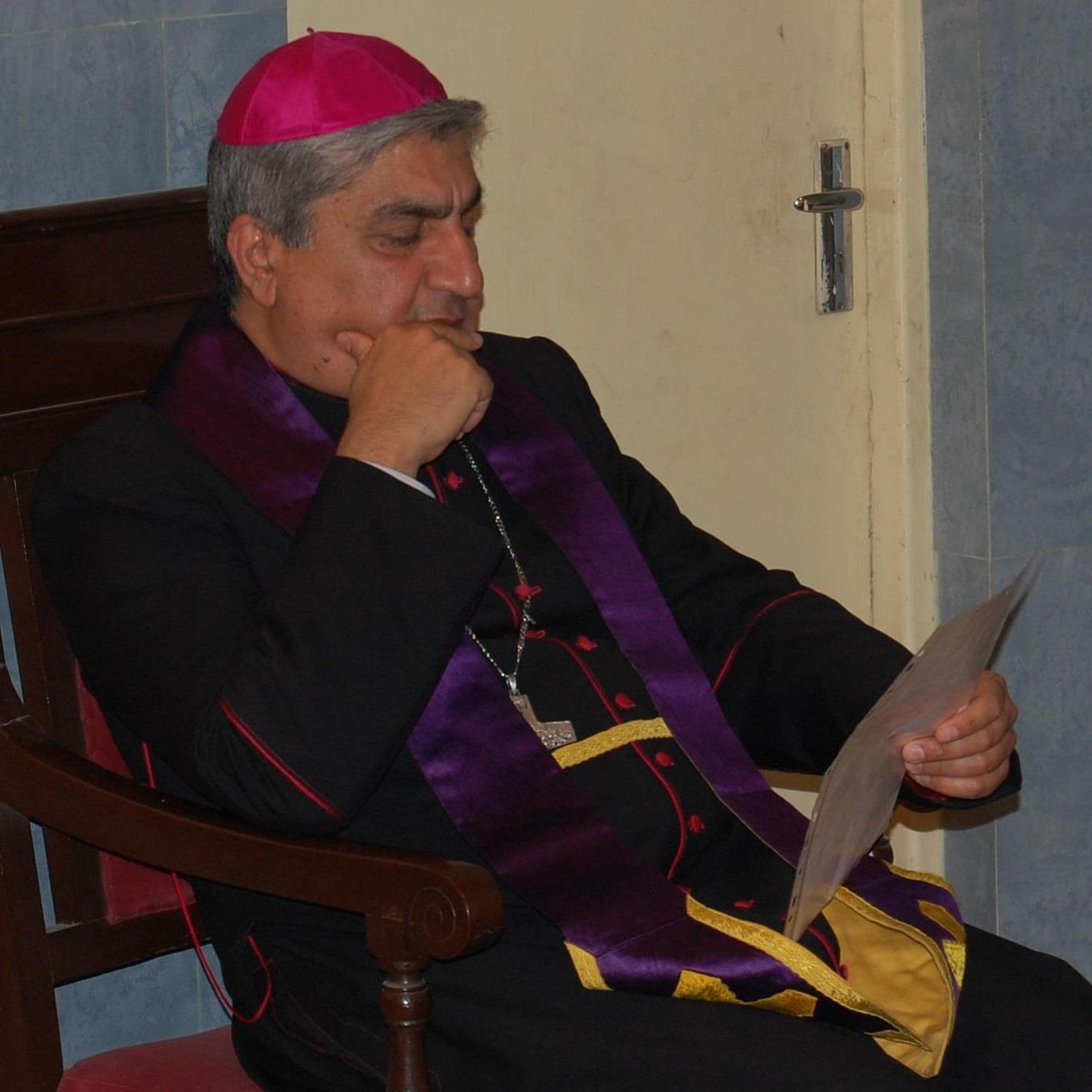 Mgr Al Naufali © Facebook