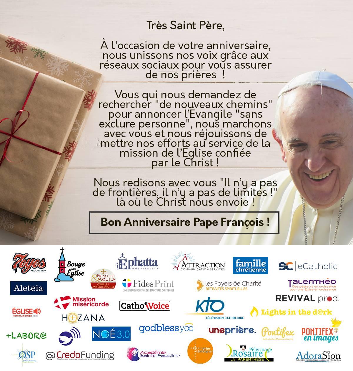 #Pontifex80