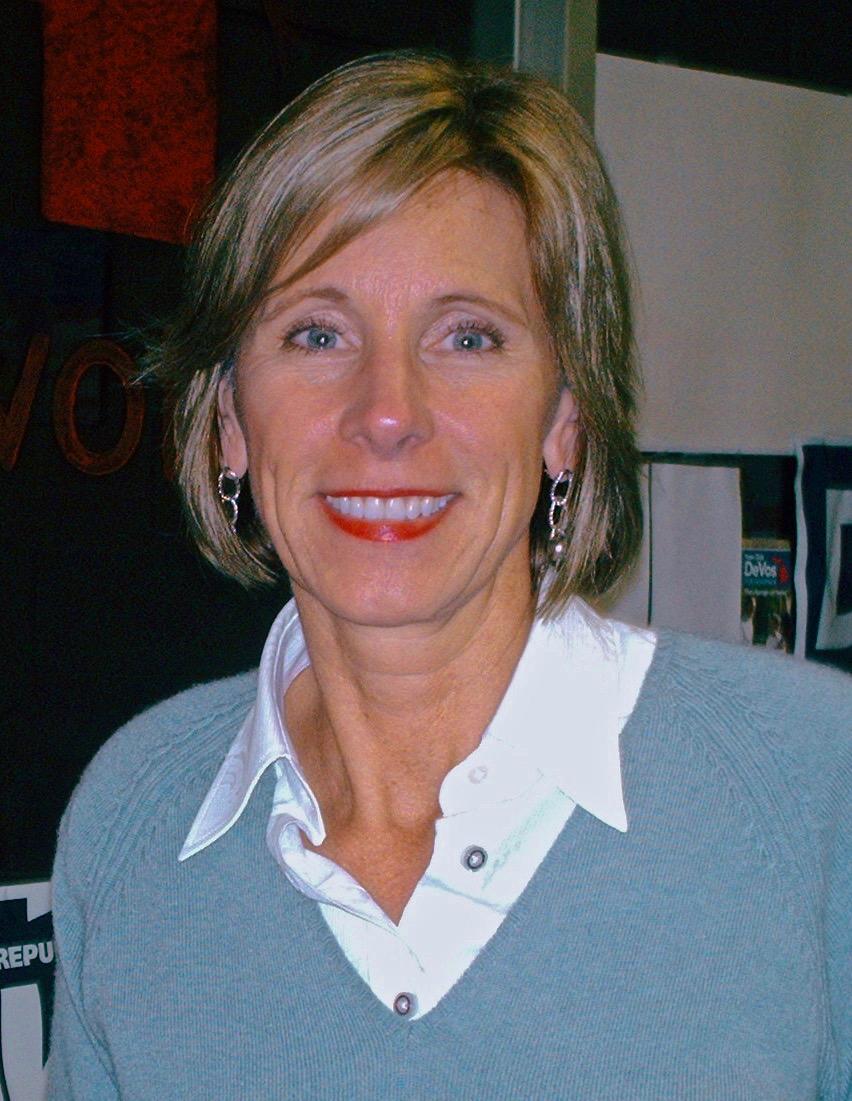 Betsy DeVos, ministre de l'éducation, l'atout social de Trump © Keith A. Almli