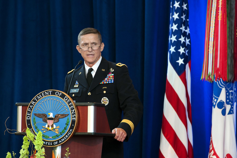 Le général Michael Flynn, conseiller en sécurité nationale, le bras armé © Erin A. Kirk-Cuomo