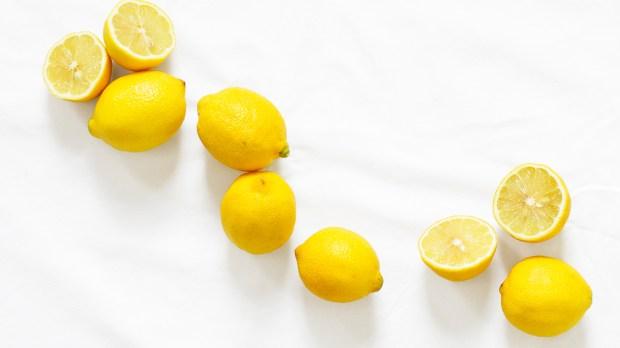 Pensez aux citrons pour votre cure détox