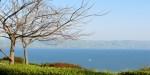 Vue sur le lac de Tibériade