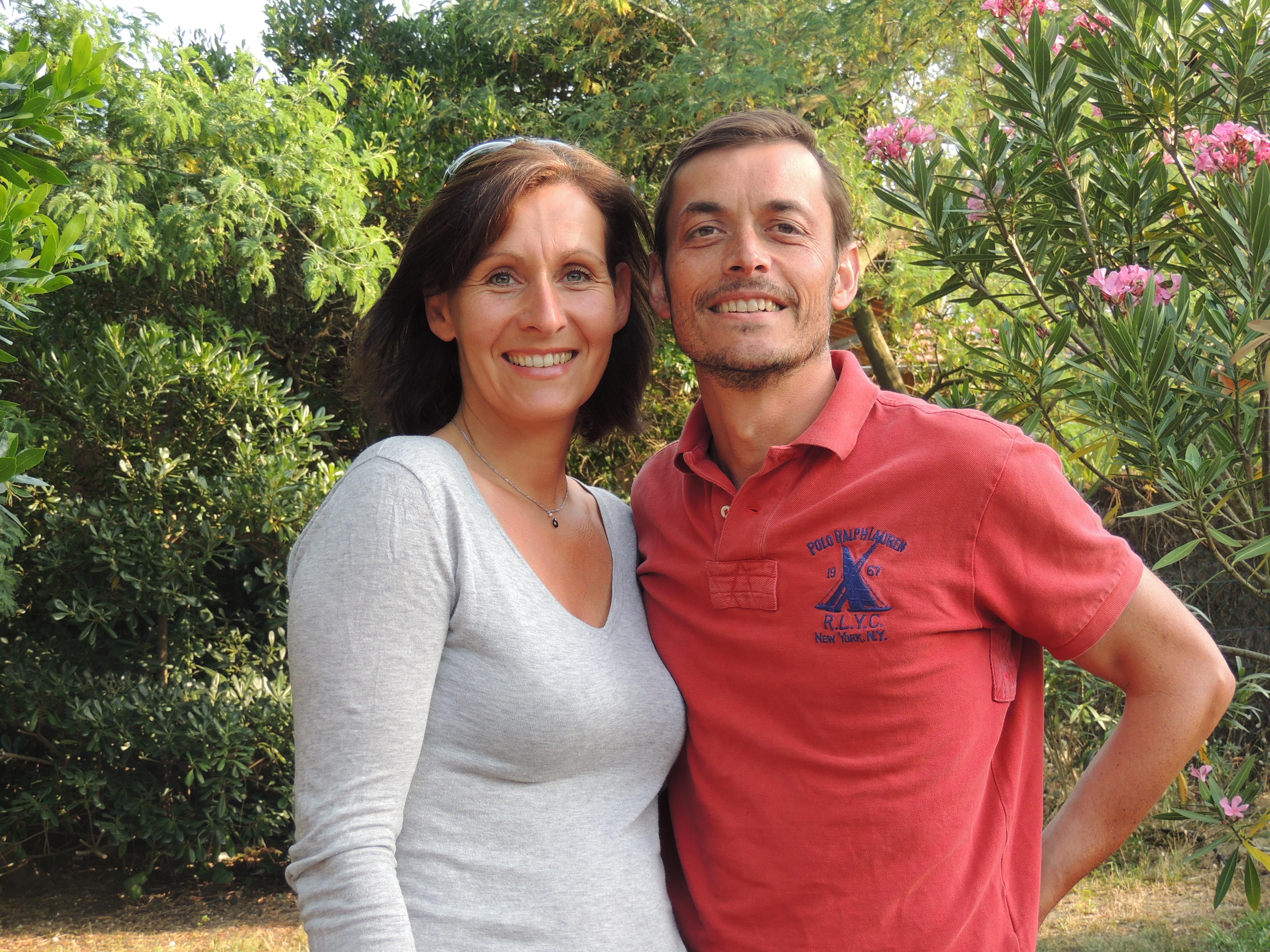 Kate et Xavier