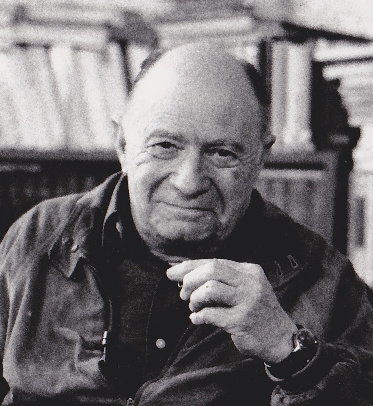 Jacques Ellul © Wikipedia