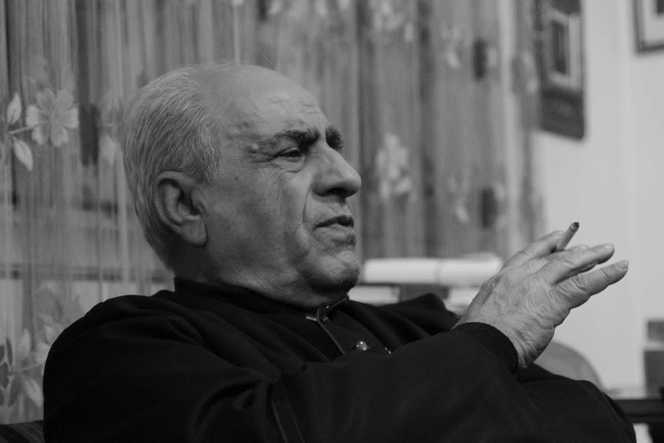 Monseigneur Hindo, évêque syriaque catholique de la province de Hassakeh. © François Thomas