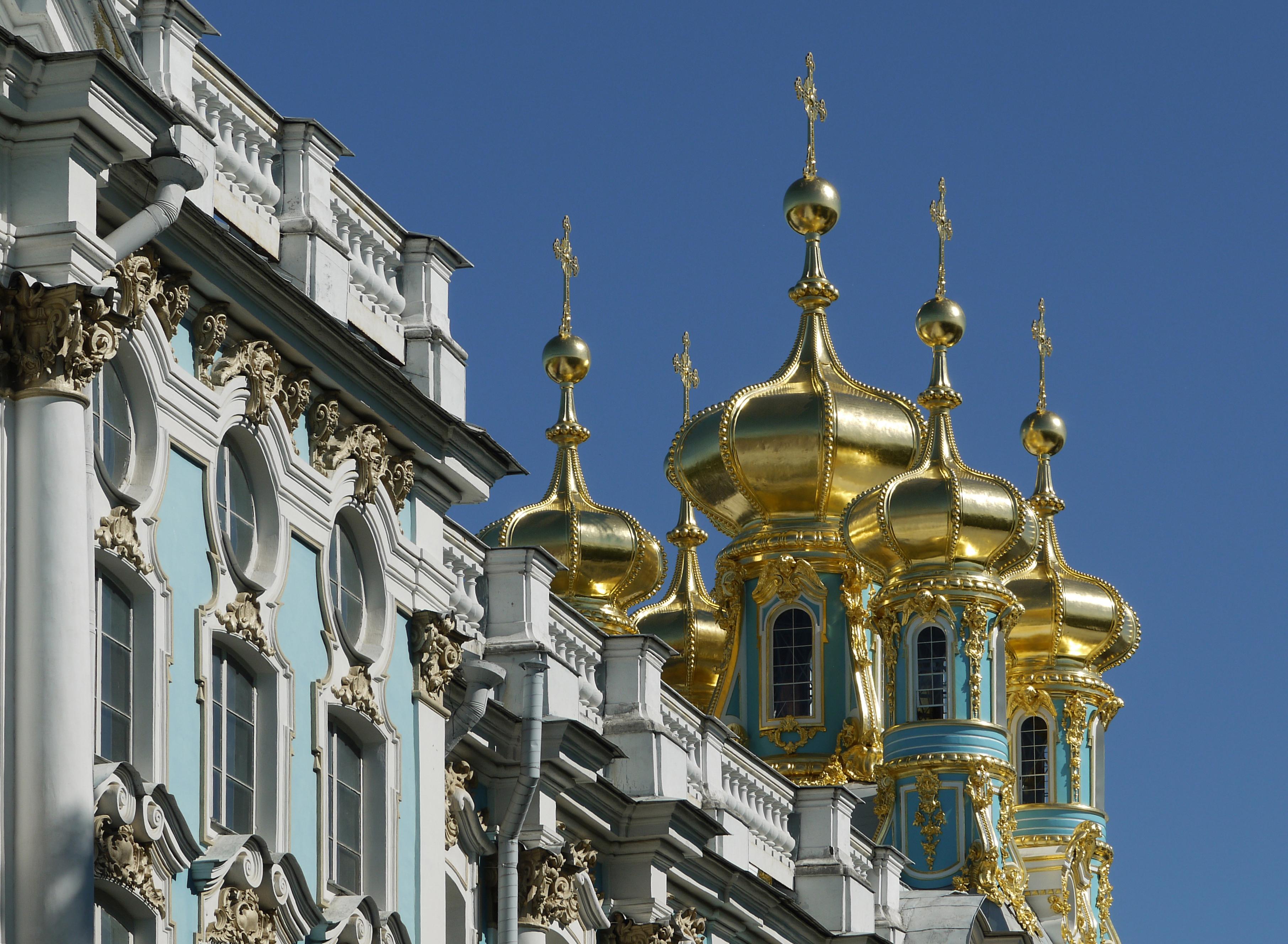 Palais Sainte-Catherine, Saint Petersbourg