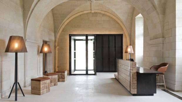 Hébergement insolite : dormir à l'abbaye de Fontevraud