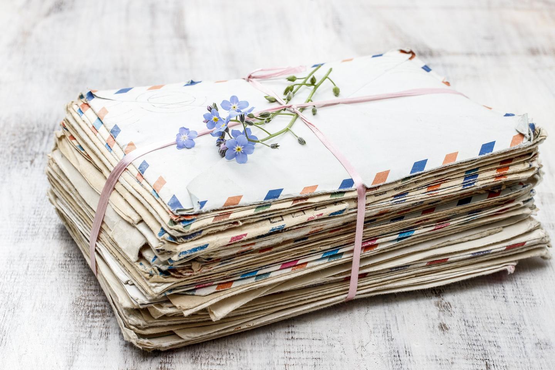 Écrivez des lettres d'amour : vos petits-enfants vous remercieront !