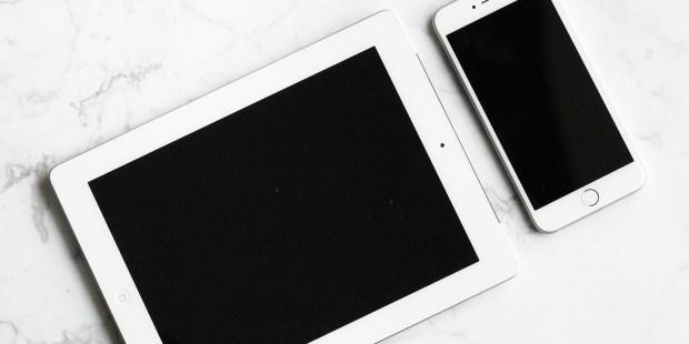 Et si vous appreniez à vos grands-parents à utiliser une tablette ?