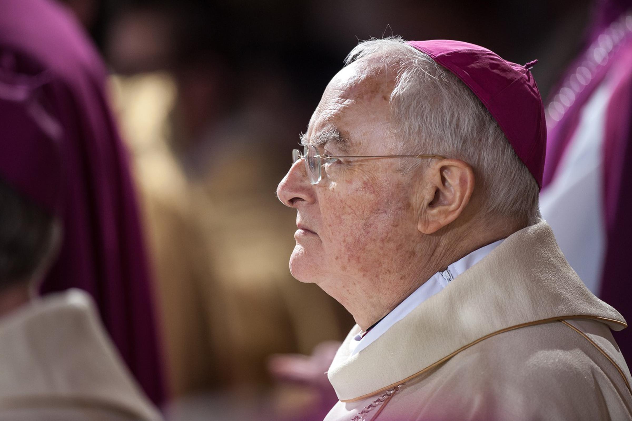 Mgr Hoser, évêque de Varsovie-Praga, envoyé spécial du Saint-Siège à Medjugorje