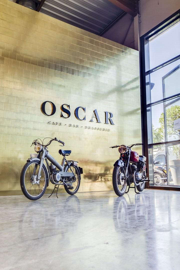 Brasserie OSCAR - LES PUCES DU CANAL - Lyon