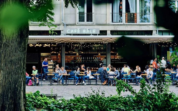 Cafe Bale, Strasbourg
