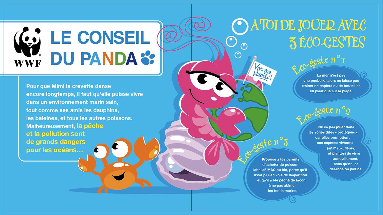 Les conseils du panda - WWF