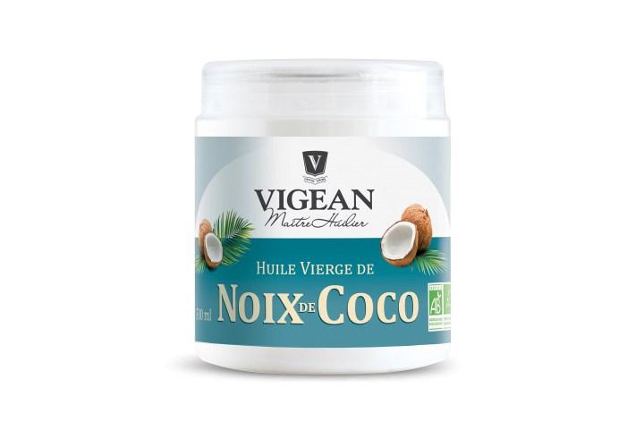 Huile de coco Vigean